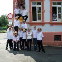 Kerb 2007 am alten Schulhaus