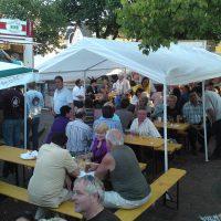 Kerb 2009 am Marktplatz