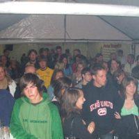 Kerb 2006 am alten Schulhaus