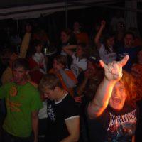 Kerb 2008 am alten Schulhaus